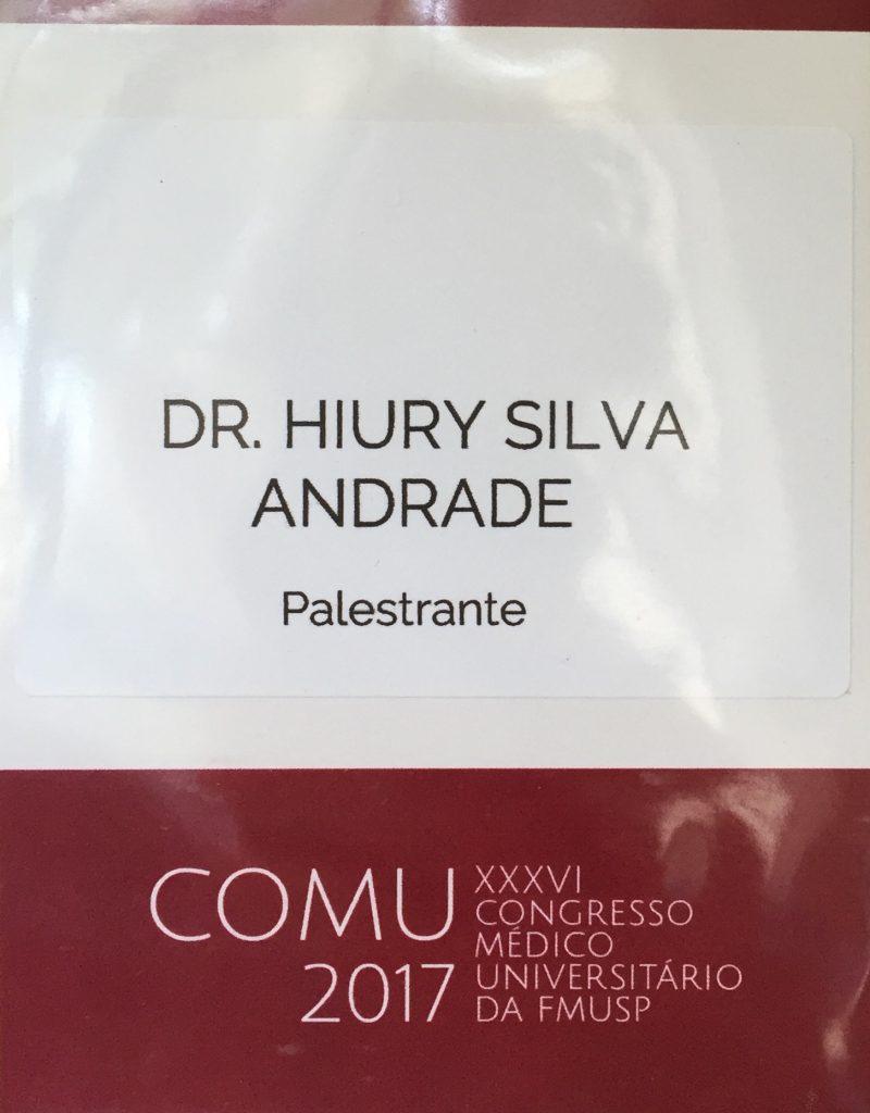 36º Congresso Médico Universitário – USP