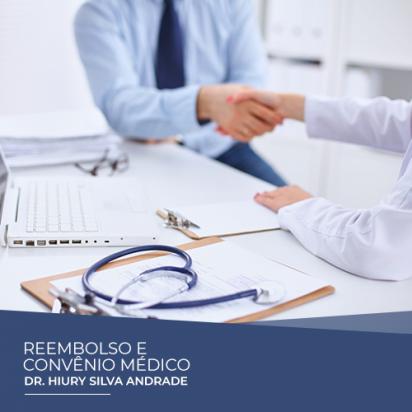 Convênio e Reembolso Médico