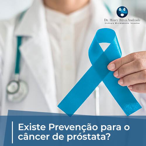 Novembro azul 2018: Existe Prevenção do Câncer de Próstata?