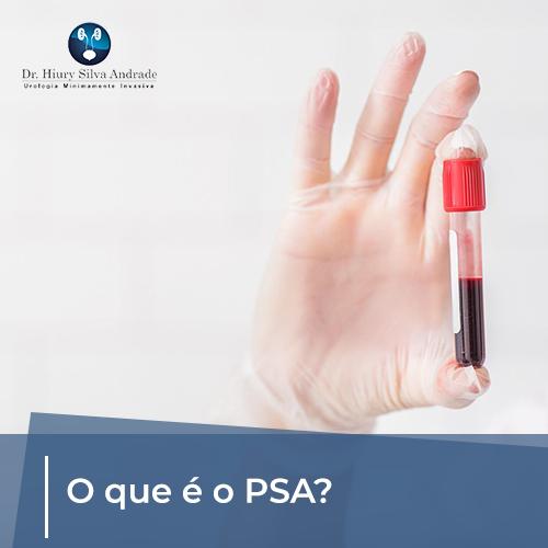 O que é o PSA?
