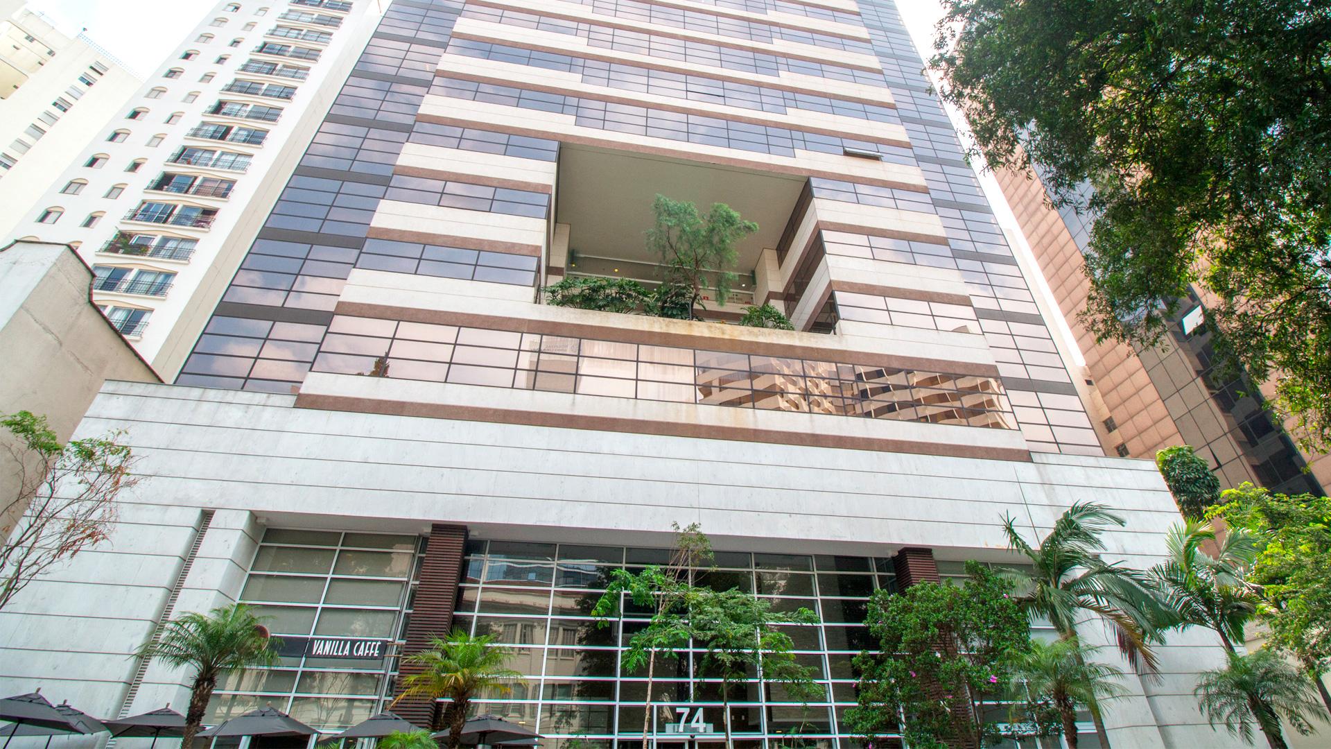 Fachada do prédio do Dr. Hiury Silva Andrade