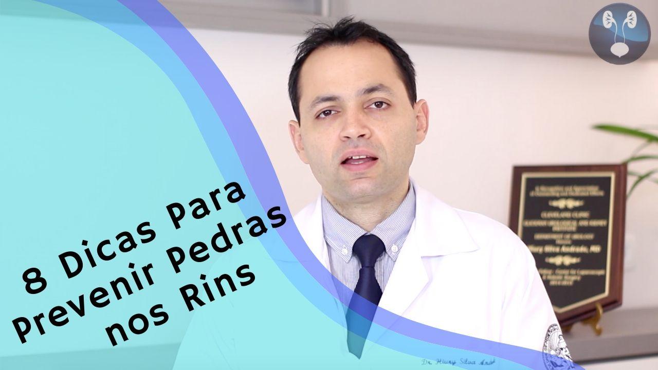 8 dicas para prevenir pedras nos rins